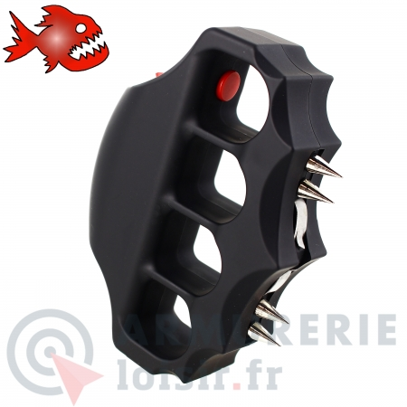 Shocker poing Américain  Piranha Knuckler 2