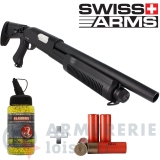 Fusil à bille Swiss Arms Shotgun MS (0.75 joule)