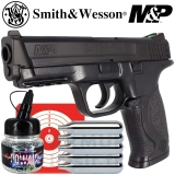 Pistolet Smith & Wesson MP 4.5 mm BB'S (3 Joules)