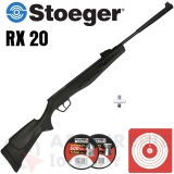 Carabine Stoeger RX20 4.5mm (20 Joules)