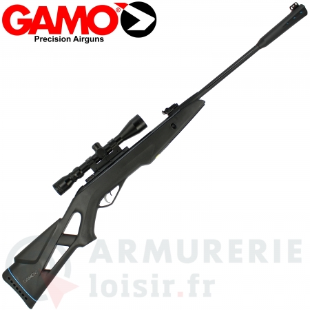 Carabine Gamo Whisper IGT (20 joules) + lunette 3-9X40