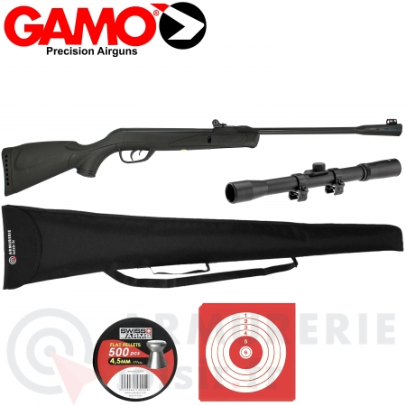 Carabine Gamo Deltamax Force Whisper- 4.5mm (7.5...