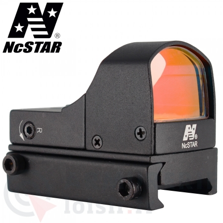 Viseur Point Rouge Ncstar Micro Red Dot