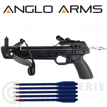 Pistolet arbalète Anglo Arms 50 Livres
