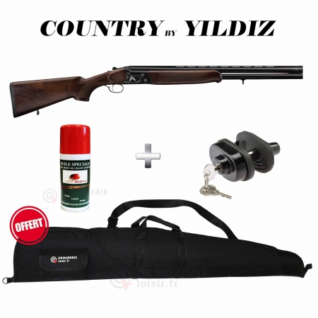 Fusil de chasse Country MC2200 - calibre 20 / 76