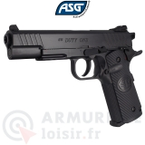 Pistolet ASG STI Duty One Airsoft CO2 (1.5 joule)