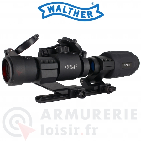 Point rouge magnifer X3 Walther EPS3 Combo