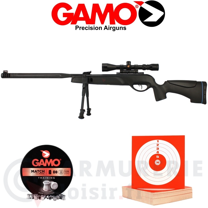 Pack Gamo HPA IGT 4.5mm (20 joules)