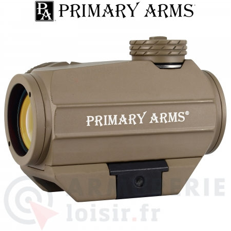 Viseur point rouge Primary-Arms Tan 2 Moa